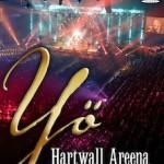 Cover:Live DVD Hartwall Areena 2012
