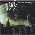 Cover:Täältä Tulee Yö….Live (1993)