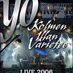 Cover:Kolmen Illan Varietee (DVD) 2006