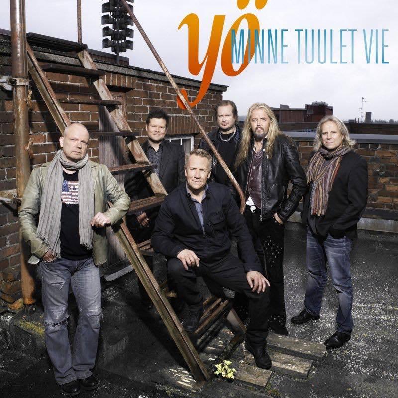 Minne Tuulet Vie Lyrics