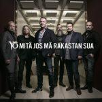 Cover:Mitä Jos Mä Rakastan Sua