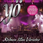 Cover:Kolmen Illan Varietee – Live